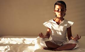 HCY Girl Meditating 1